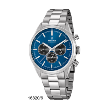 FESTINA F16820-6 Timeless Chrono