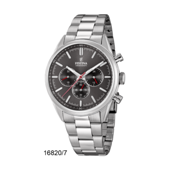 FESTINA F16820-7 Timeless Chrono
