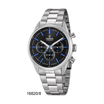 FESTINA F16820-8 Timeless Chrono
