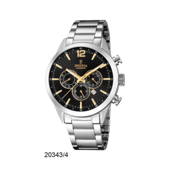 FESTINA F20343-4 Timeless Chrono