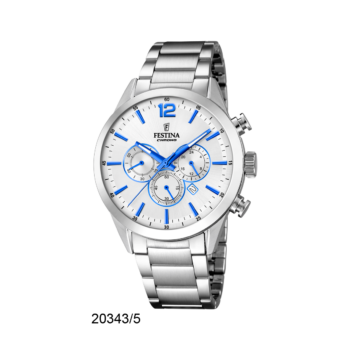 FESTINA F20343-5 Timeless Chrono