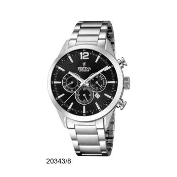 FESTINA F20343-8 Timeless Chrono