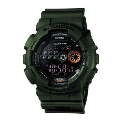 CASIO  GD-100MS-3ER