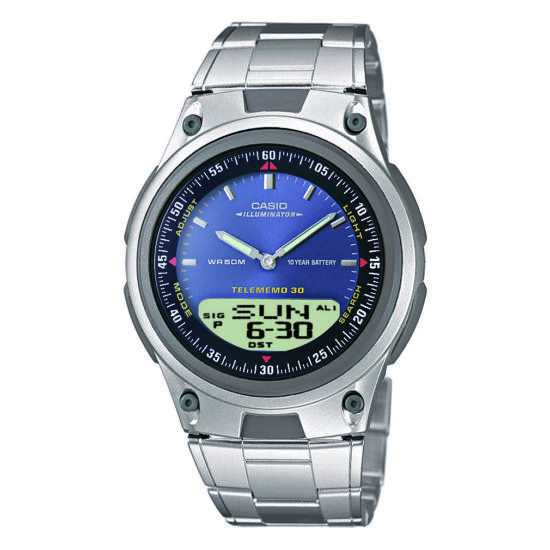 CASIO  AW-80D-2AVES