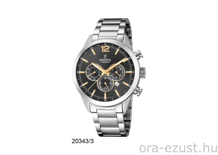 FESTINA F20343-3 Timeless Chrono