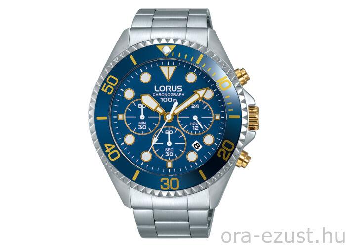 LORUS RT369DX9 Sports Chronograph Férfi karóra